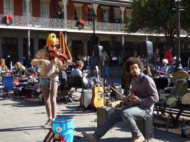 street-performers