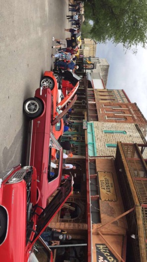 Hico Car Show